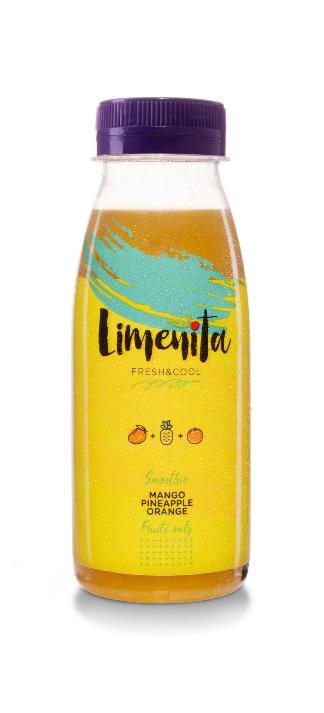 Smoothie Mango, Pomarańcza &Ananas
